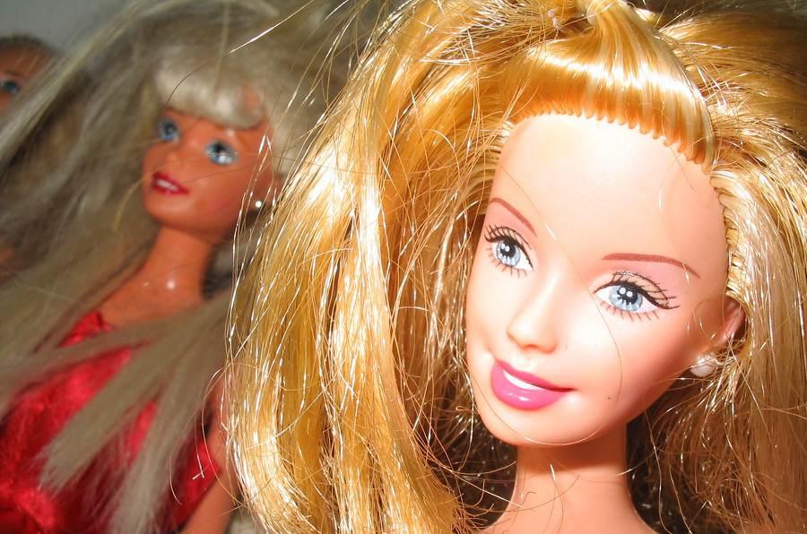 De Fifties   Barbie en Pipo