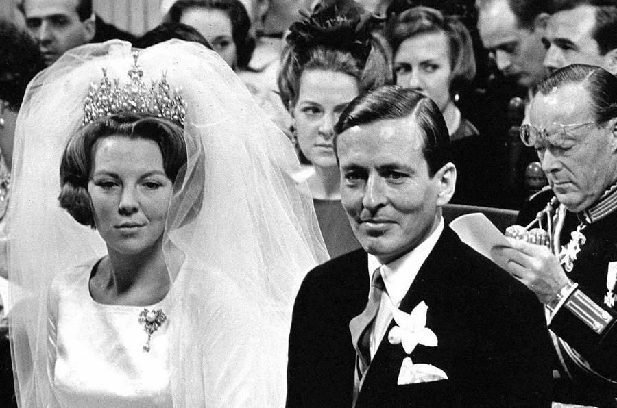 De sixties | Huwelijk Beatrix en Claus