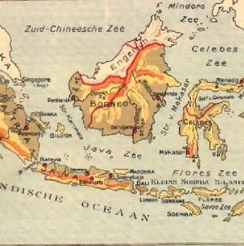 Nederlands-Indië maand