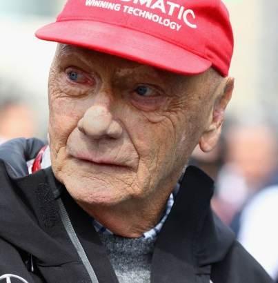 Documentaire over Niki Lauda bij ONS